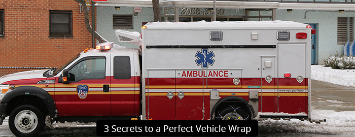 thumb-3 Secrets to a Perfect Vehicle Wrap