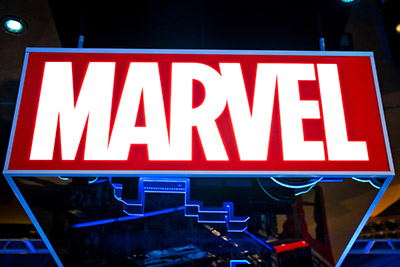 Marvel Custom Signs