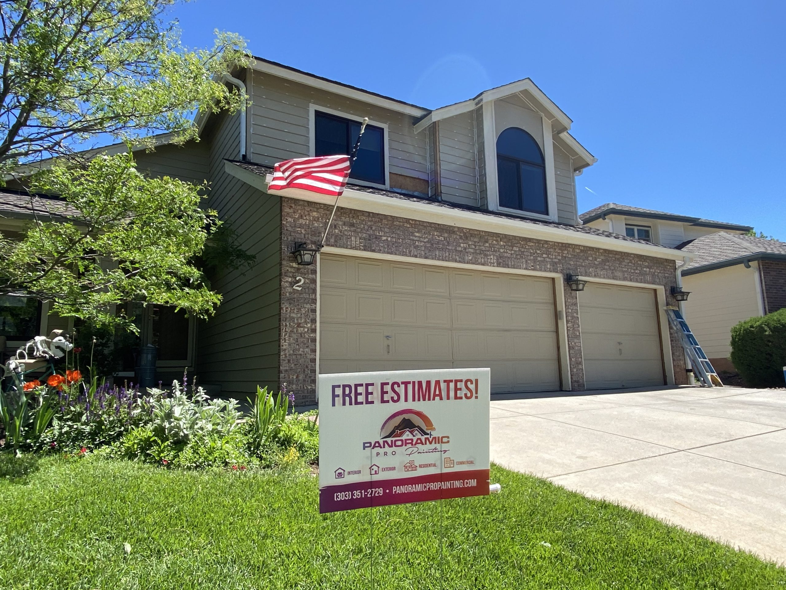 Commercial Custom Lawn Signs in Denver, CO