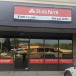 Commercial Cabinet Signs for State Farm in Denver CO