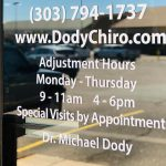Storefront Window Graphics for Office Hours in Denver, CO