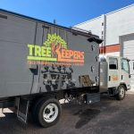 Commercial Truck Wraps for Tree Keepers in Denver, CO