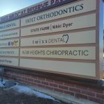 Commercial Monument Signs in Denver, CO