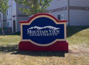 Mountain View Monument Signs in Denver, CO
