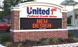 LED Monument Signs by Marvel Custom Signs